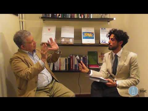 Interview with Prof.Bahgat Korany - Arab Human Development in the 21st Century (Part 3/5)
