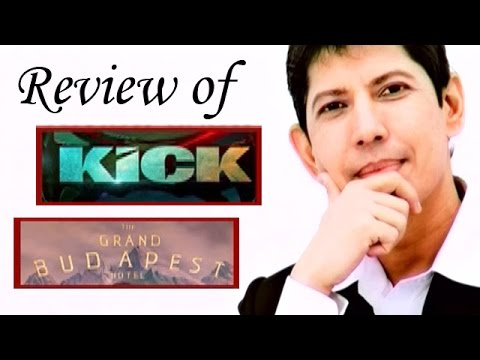The zoOm Review Show - KICK, The Grand Budapest Hotel -  Movie Review