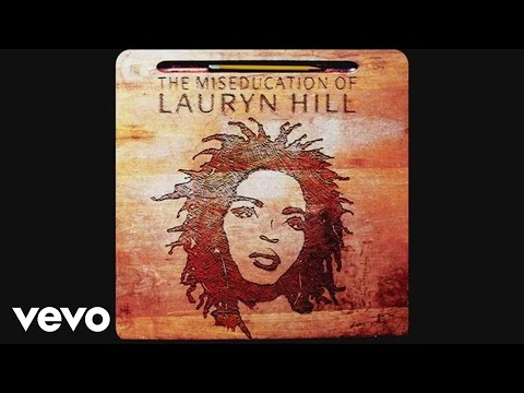 Lauryn Hill  Cant Take My Eyes Off Of You Audio