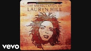 Lauryn Hill Can 39 t Take My Eyes Off Of You Audio
