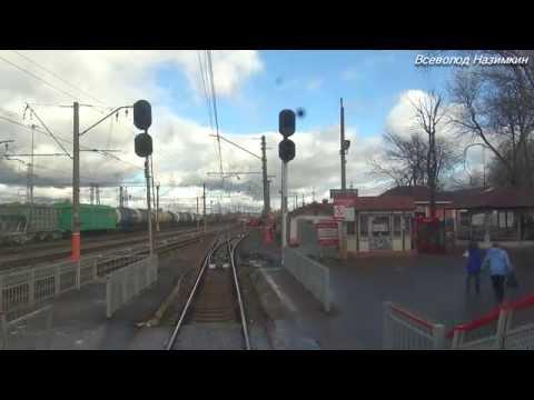 На ЭР2Р от Савеловского вокзала до Вербилок (10.2013)