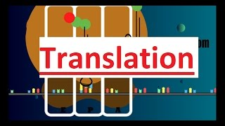 Translation animation (Biology) (english subtiltles)