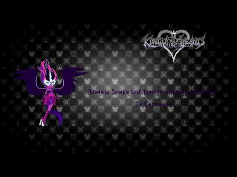 Midnight Sparkle With Kingdom Hearts HD 2 5 ReMIX The Encounter