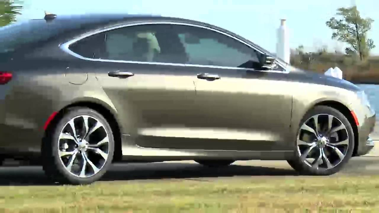 Chrysler 200: Locking The Doors With The Key