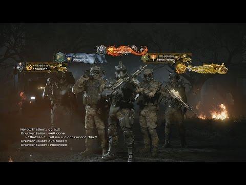 Warface - Insane CYBER HORDE, clan *PVE-BEASTS*