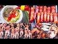 Asian Street Food, Fast Food Street in Asia, Cambodian Street food #272