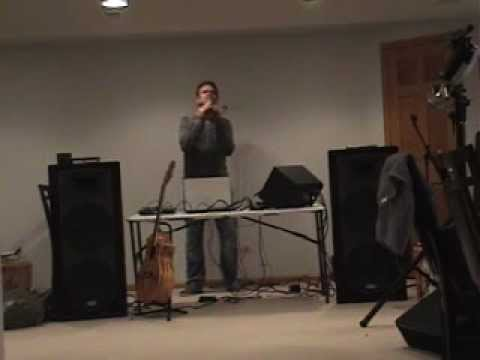 The Beatles Yesterday cover with Andy Pavz www.ahappydj.com