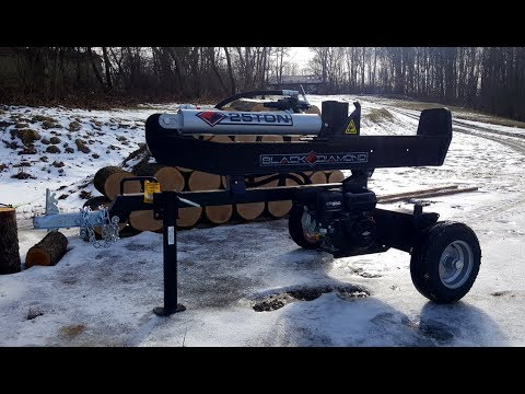 #125 A MUST HAVE For Your Log Splitter!