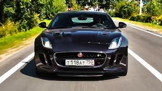 видео Тест-драйв Jaguar F-Type