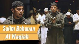 Imam Sholat Merdu | Surat Al Fatiha & Al Waqiah | Salim Bahanan
