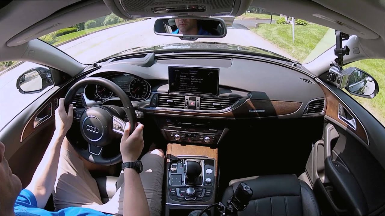 Part 2 of 2 - 2012 Audi A6 3.0T Quattro Review and Test Drive ... Audi A T Quarttro on