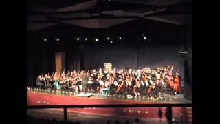 Sibelius Symphony No. 2, Mvt 3 and 4