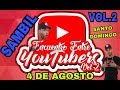 ENCUENTRO ENTRE YOUTUBERS DOMINICANOS  (informaciones sobre el encuentro vol.2) Eury NF