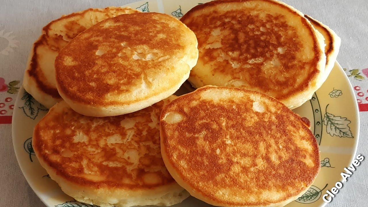 Bolinhos de creme de leite sem trigo sem ovos bem fofinho