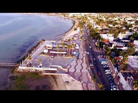 El Malecón De La Paz, Baja California Sur, México
