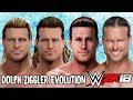 Dolph Ziggler Ratings and Face Evolution (WWE Smackdown Vs Raw 2010 - WWE 2K18)