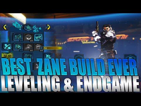Borderlands 3 - BEST Zane Build For Leveling + End Game! INSANE Damage Guide
