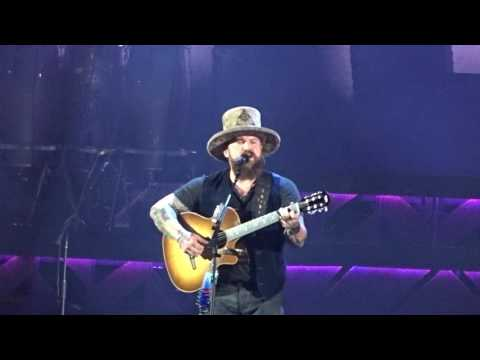 Zac Brown Band  All The Best Coors Field Denver, Colorado  July 29th 2017