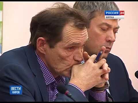 В администрации Кирова проводят работу с отстающими подрядчиками