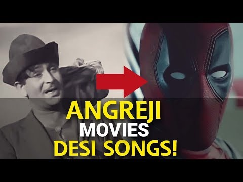 Angreji Movies, Desi Songs | Top 5 times Hollywood used Bollywood Music |