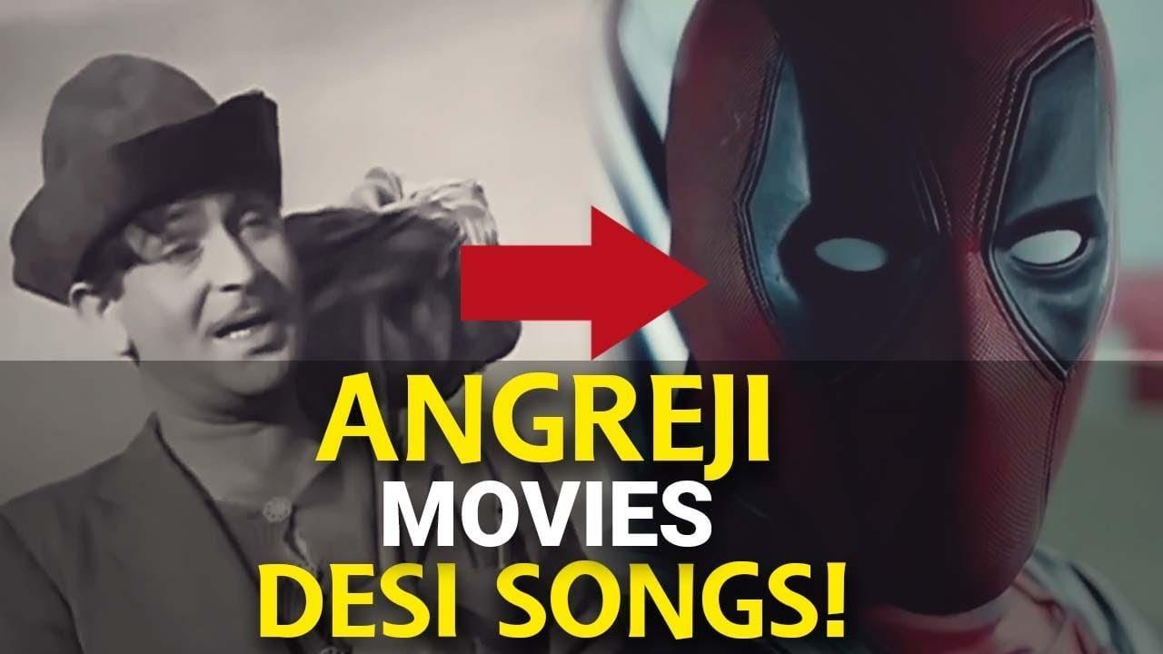 Angreji Movies, Desi Songs | Top 5 times Hollywood used Bollywood Music |
