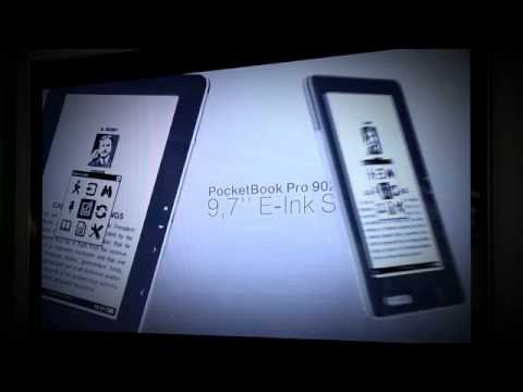 IFA 2011 PocketBook Press conference