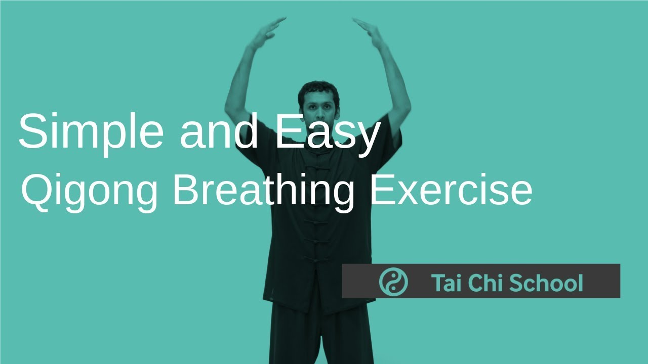 Simple and Easy Qigong Breathing Exercise