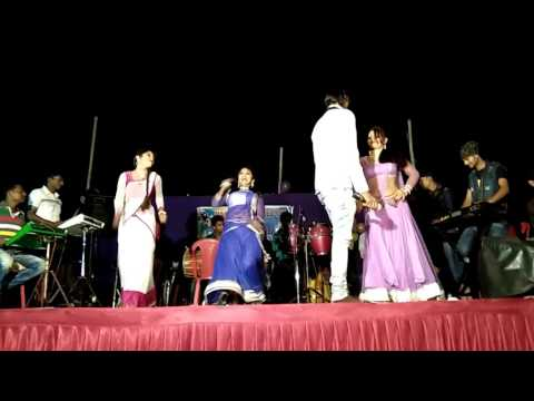 Uma orchestra.Fill my dil song by umakanta barik in Jharsuguda..(jaga madan jaga)