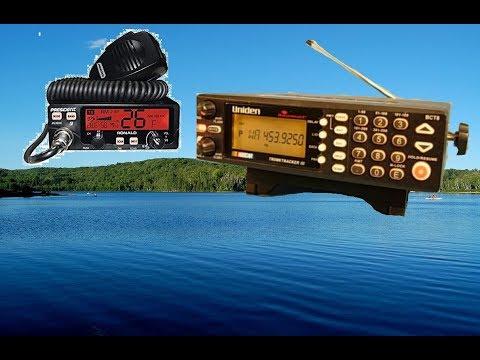 Radio Scanner: Ontario, Canada (Ham Radio, CB Radio)