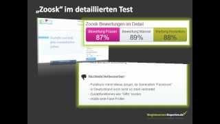 Zoosk Test: Zoosk im detaillierten Test