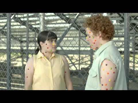 Skittles Pox Ad Funny Youtube