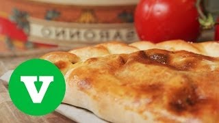 Vegetable Calzone | Good Food Good Times World Cup 2014 Special S02e5/8