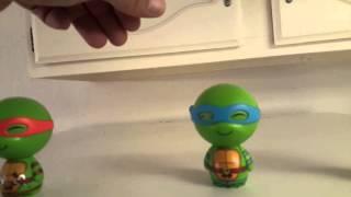 The ninja turtle dorbz
