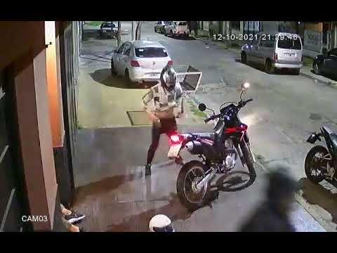 Tres de Febrero: asesinan a un subcomisario de la Policía de la Ciudad para robarle la moto