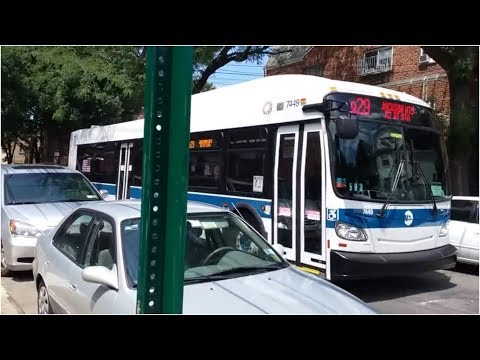 Q29 Bus Route Www Picsbud Com