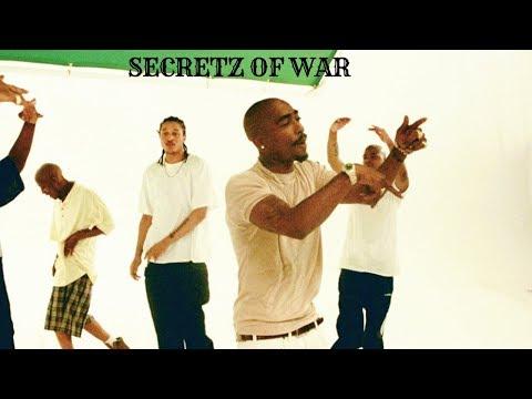 2Pac  Secretz Of War {Bust If We Must} Ft Hussein Fatal & Kadafi NozzyE Remix