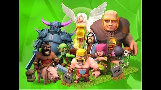 CLASH OF CLANS - TOWN HALL 10 FARMING