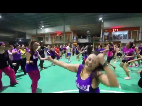 Zumba Dance Workout Charity- Kota Marudu Sabah Malaysia