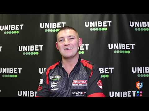 """Nathan Aspinall: """"I just can't play against Glen, I don't know what it is about him!"""""""