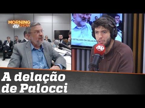 Coppolla avalia conteúdo da delação de Antonio Palocci