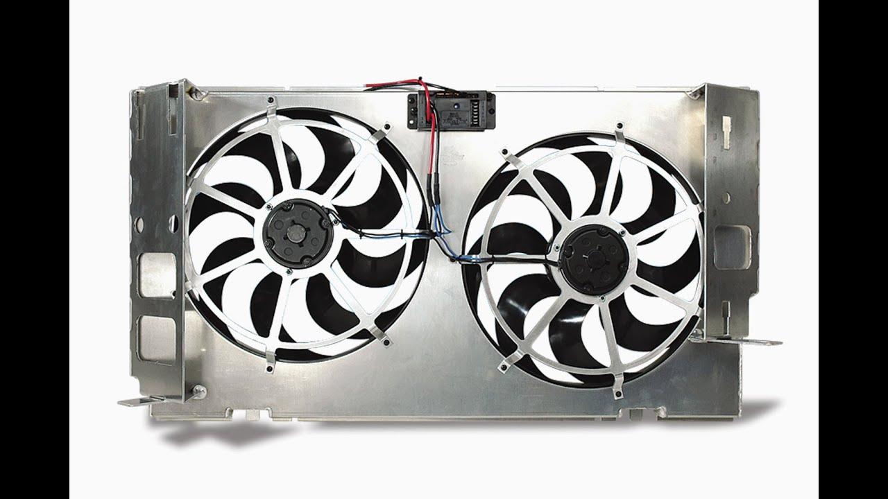 How To Install A Flex Lite Fan 24 Valve Cummins Dodge Ram Youtube Electric Wiring Diagram