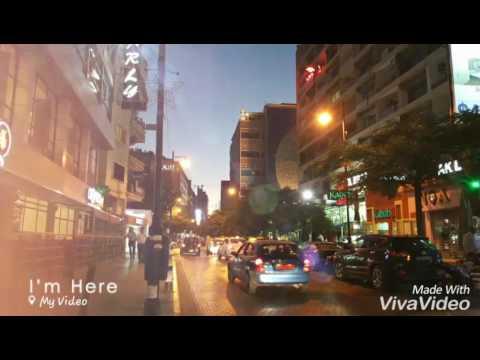 Saturday evening walk at Hamra Street