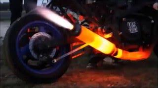 Bu Motor Resmen Ateş Ediyor