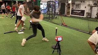 Bat Speed Recon | In facility bat speed training 2020