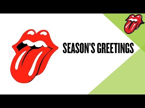 Happy Holidays from The Rolling Stones