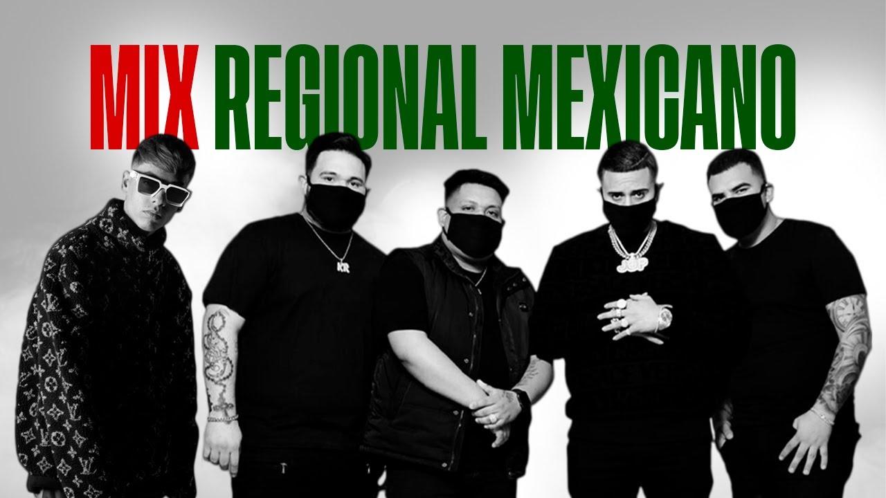 Mix Regional Mexicano   Mix Corridos   Rancho Humilde, RB Music, Fuerza Regida, Natanael Cano