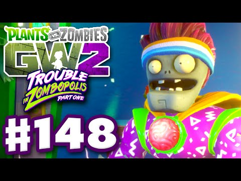 Plants vs. Zombies: Garden Warfare 2 - Gameplay Part 148 - Party Brainz! (PC)