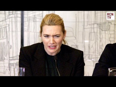 Kate Winslet Interview - Playing Triple 9 Mob Boss