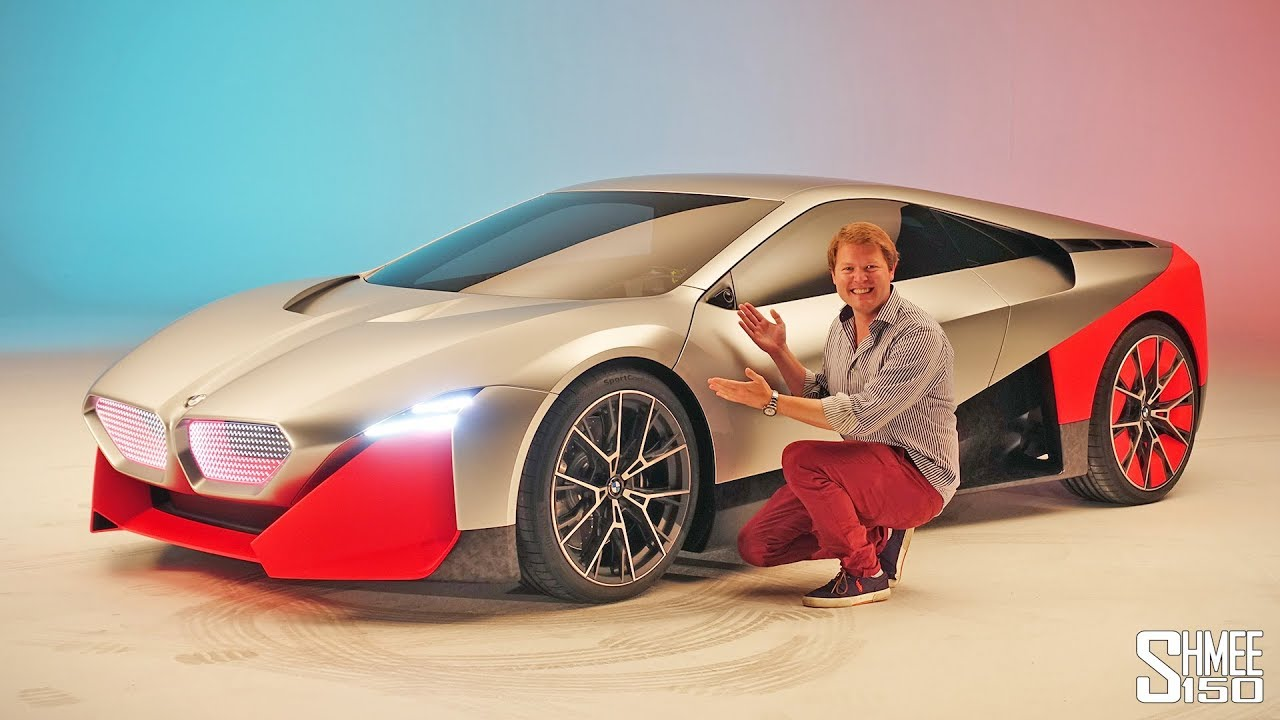 This Is The Future Of Bmw M Bmw Vision M Next First Look