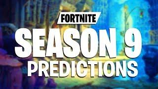 Fortnite Season 9 Predictions